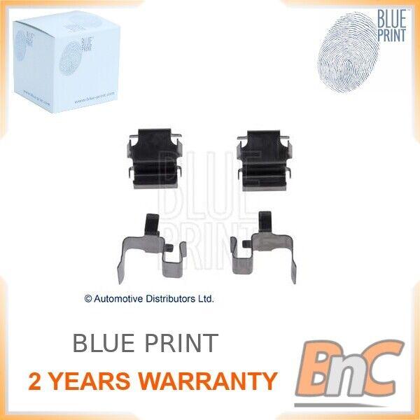 Chrysler Sebring 2.0 CRD Genuine Blue Print Rear Brake Pad Accessory Fitting Kit