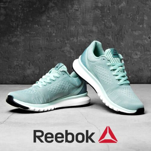 Reebok Womens Print Smooth Ultraknit Trainers Crossfit Running Shoe Free Postage