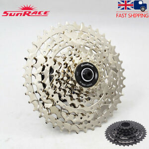SunRace-8-Speed-11-40T-MTB-Bike-Cassette-Bicycle-Flywheel-Adapter-SHIMANO-SRAM