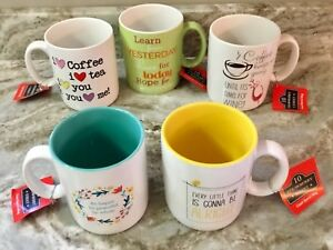 Image Is Loading Extra Large Coffee Mug 10 Strawberry Street Diffe
