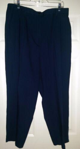 taglia blu Nwt Sag Harbor 20w corti Plus Pantaloni xnXYqPZ7wt