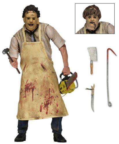 Texas Chainsaw Massacre - 7 Scale Action Figure - Ultimate Leatherface - NECA