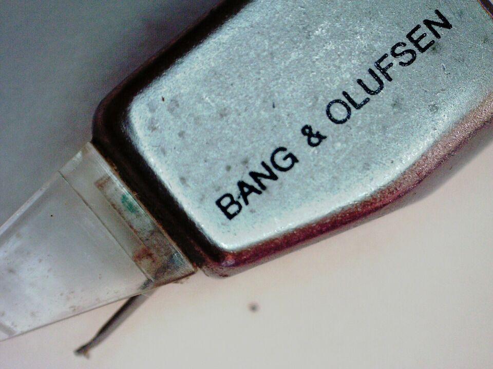 Pickup, Bang & Olufsen, MMC 20EN