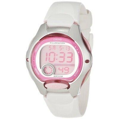 Reloj Casio LW-200-7AV Rosa y Blanco ORIGINAL con GARANTIA Mujer Niña Niño LW200