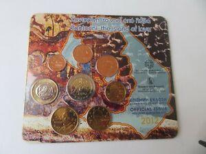 Coffret BU 1 Cent à 2 Euro Grèce 2012             CPS