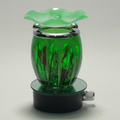 Electric Oil Warmer Diffuser Burner Tart Fragrance Scented Plug in Lamp