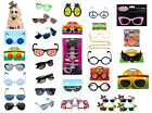 Sunglasses Novelty Fancy Dress Summer Aviator Elvis Flamingo Lennon Gaga Yeezy