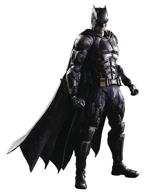 Justice League Variant Play Arts Kai - Batman Tactical Version (Shelf Wear)