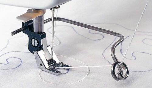 Genuine Gimping Foot Viking Husqvarna Sewing Machine 4125805-45 Fits 1-7***