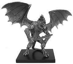 Statue Neca En Étain Balrog Weta Hobbit Lotr Sideshow 2000 Exemplaires
