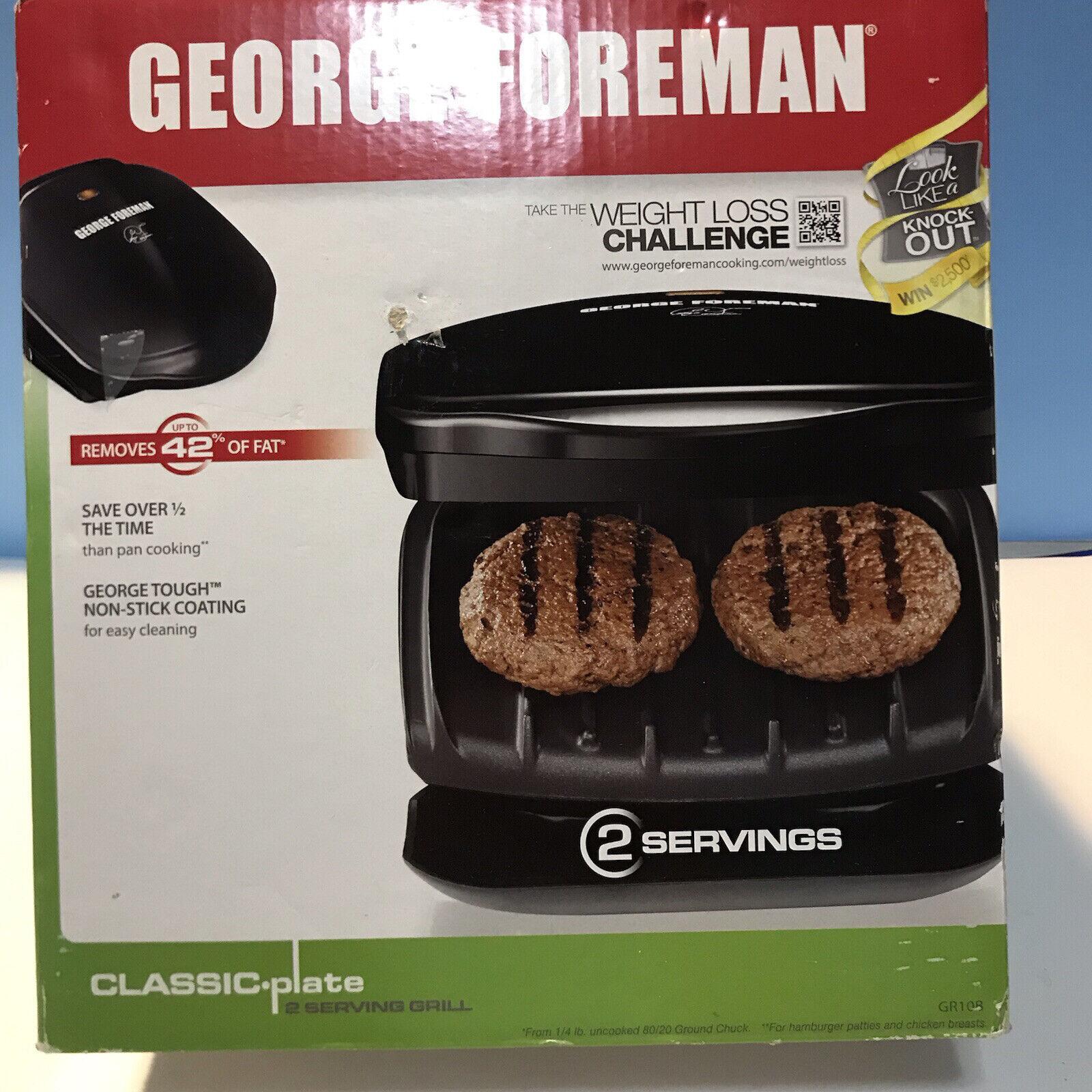 Grătar electric Smokeless | Large | George Foreman Grills