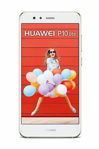 HUAWEI-P10-LITE-32GB-BIANCO-WHITE-DISPLAY-5-2-4-GB-GAR-ITALIA-PEARL-BRAND-32-GB