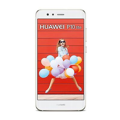 HUAWEI P10 LITE 32GB PEARL WHITE DISPLAY 5.2 RAM 4 GB GAR ITALIA BIANCO BRAND