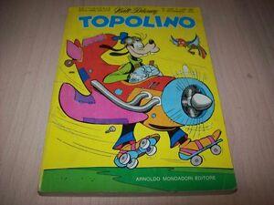 WALT-DISNEY-TOPOLINO-LIBRETTO-N-1040-MONDADORI-2-NOVEMBRE-1975-BUONISSIMO
