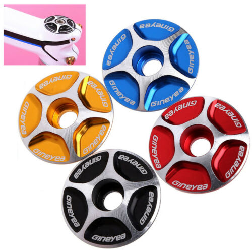 ALS/_ 1Pc MTB Road Bike Bicycle Stem Headset Top Cap Cover Accessories Candy
