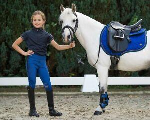 QHP Reithose Pull on Reitleggings für Kinder YARA Junior