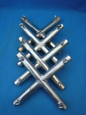 """3//4/"""" Inch Elbows Elbow Corner Fitting for Canopies Canopy SUPER DEAL! FOUR! 4"""
