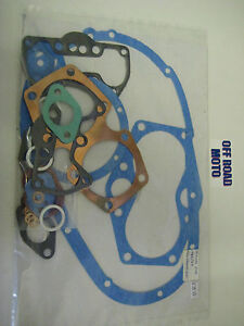TRIUMPH-500-5TA-TIGER-PRE65-TRIALS-AND-ROAD-FULL-ENGINE-GASKET-KIT-1965-1969