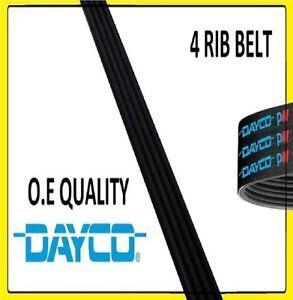 Genuine Spec Petrol Hyundai Matrix 1.6 i Alternator Drive Fan Belt