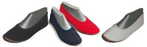 BECK-Ballet-Zapatillas-de-deporte-Rojo-Azul-Negro-Blanco-Rosa-NUEVO