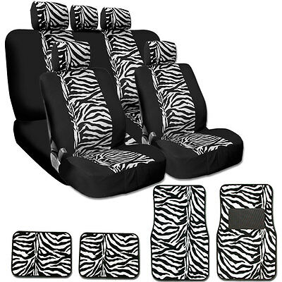 Safari Animal Print Seat Cover Collection collection on eBay!
