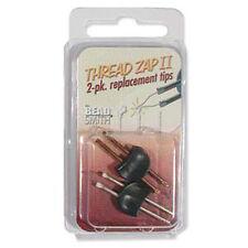 Thread Zap II Replacement Tips 2//Pkg