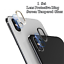 For-iPhone-XS-Max-8-7-Rear-Camera-Lens-Tempered-Glass-Film-Metal-Protective-Ring thumbnail 1