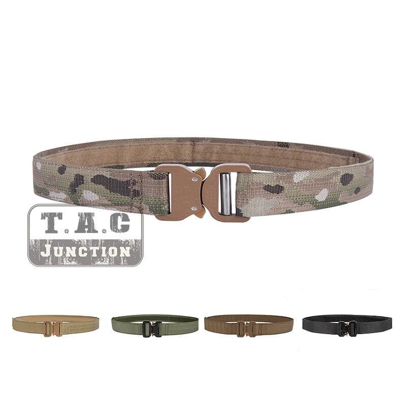 Emerson Táctico Aparejadores Cinturón cobra 1.5  Mens cintura cinturón con hebilla AustriAlpin