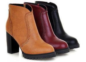 Cm Chaussures Confortable Cuir Talon Bottes Femmes Hiver Pour Comme 8774 9 P6WfUaxy