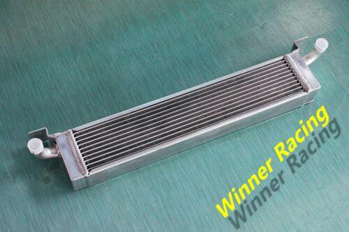 For Kitfox 1997 w/Rotax 532/582, 618,670 2-stroke engine radiator Aluminum Alloy