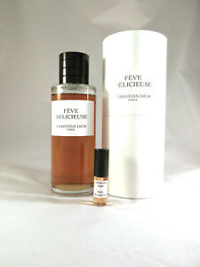 CHRISTIAN-DIOR-Feve-Delicieuse-Eau-de-Parfum-5ml-sample-size-100-GENUINE