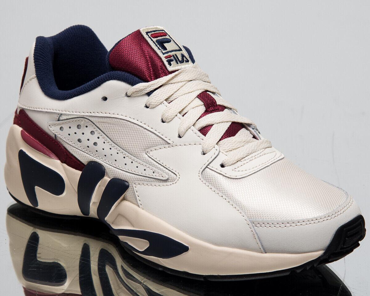 Fila Mindblower para Hombre Malvavisco tenis zapatos de estilo de vida informal 1010574-02E