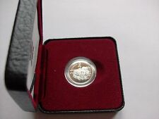 Canada 2000 Les Voltigeurs De Quebec 5 cent Coin with box and COA