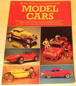 039-78-Model-Cars-Book-7-pgs-Slot-Cars-Tyco-Matchbox-Cox