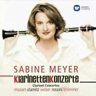 Klarinettenkonzerte von Sabine Meyer (2012)