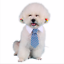 thumbnail 2 - Pet Dog Bow Tie Collar Adjustable Striped Necktie Party Wedding Gravata Grooming