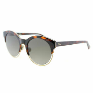 eb78015b02e0 Dior Sideral 1  S J6F HA Havana Rose Gold Plastic Sunglasses Brown ...