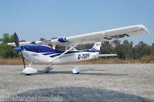 Park Flite Cessna 182 Skylane RTF With 2.4Ghz - Blue - Ready To Fly RC Plane