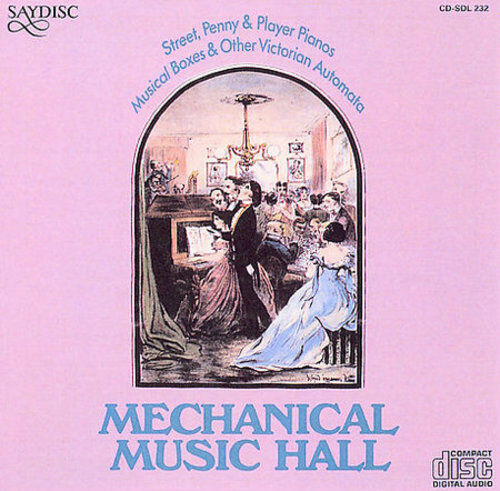 1 of 1 - MECHANIEL MUSIC HALL: STREET, PENNY & PLAYER PIANOS MUSICAL BOXES & OTHER VICTOR
