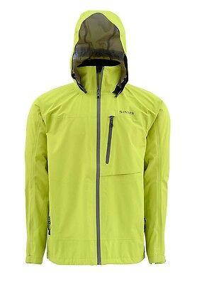 Simms ACKLINS Jacket ~ NEW Citron ~ XL ~ CLOSEOUT
