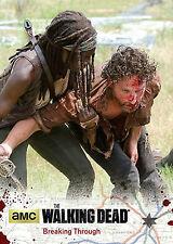 The Walking Dead Season 4 Part 1 - Basic Trading Card Set