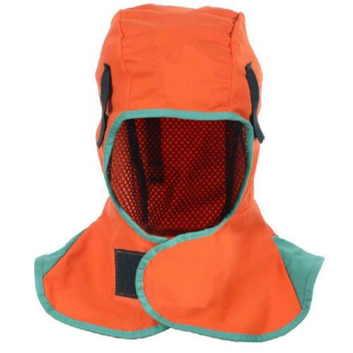 Breathable Welding Headgear Washable Protection Hood Flame Retardant Helmet