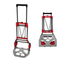 Milwaukee Portable Moving Folding Hand Truck Dolly