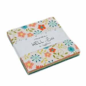 Well-Said-by-Sandy-Gervais-Charm-Pack-for-Moda-Fabrics