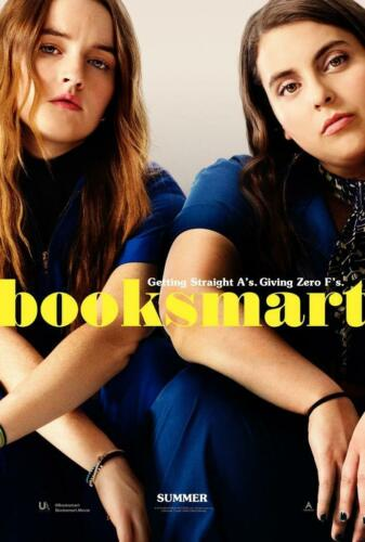 Booksmart Movie Poster Print Wall Art Photo 8x10 11x17 16x20 22x28 24x36 27x40