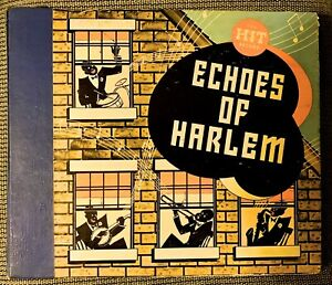 COOTIE-WILLIAMS-ECHOES-of-HARLEM-1944-HIT-4-record-Set-H-122
