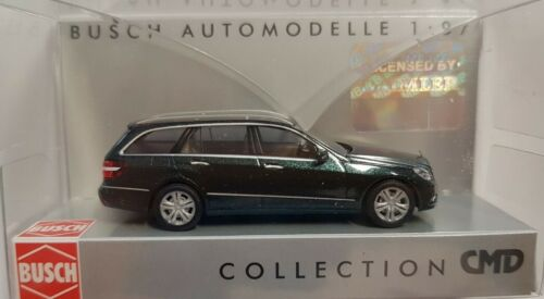 """Busch 44257 Spur HO 1:87 Mercedes-Benz Clase E T-modelo /""""CMD/"""" #neu en OVP #"""