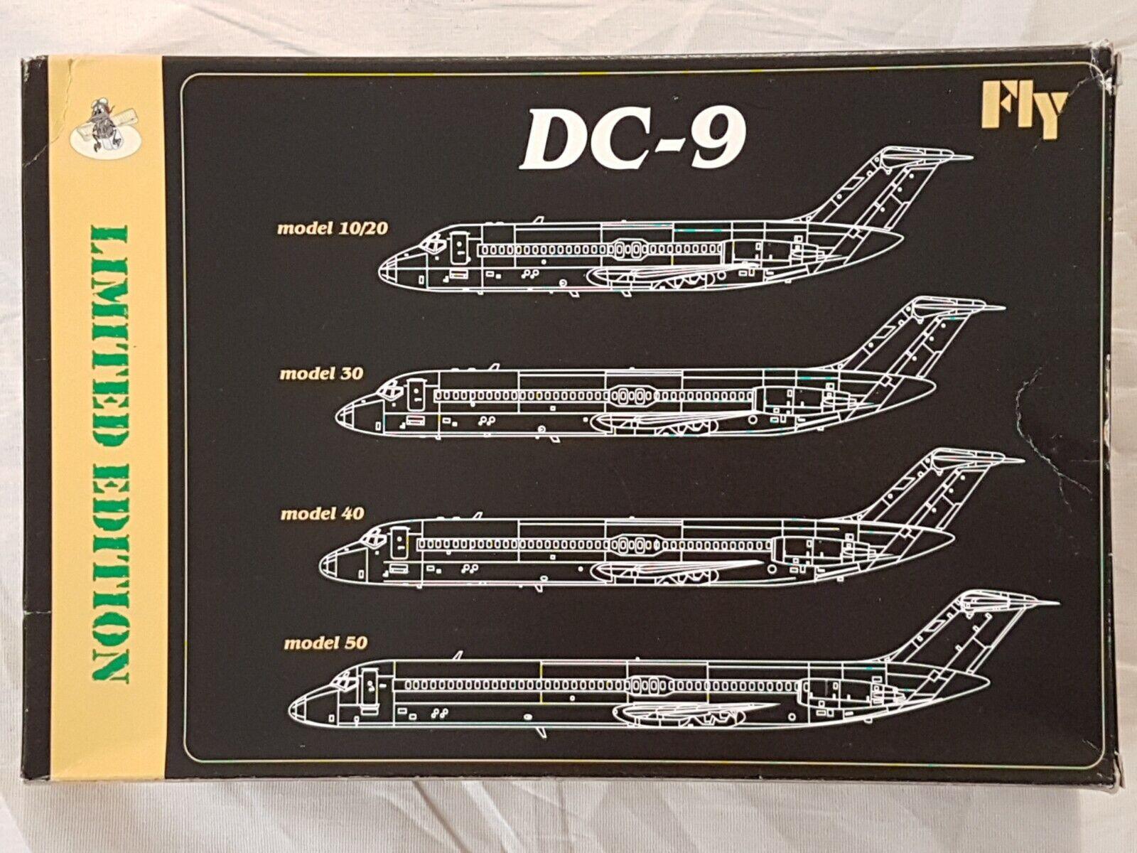Eduard 14410 DC-9 Model 10 20 30 40 50 1 144 Neu und eingetütet