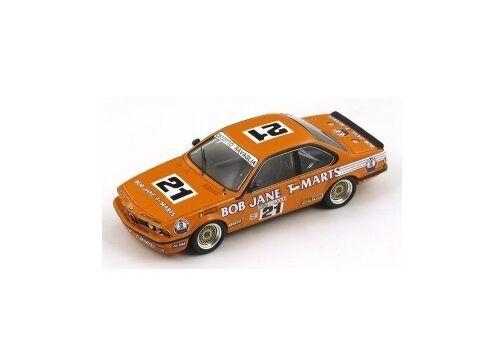 BMW 635 CSI  21 Cecotto-Ravaglia  1000Km Bathurst  1985 (Spark 1 43   AS016)