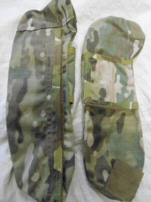 US Army Eagle Multicam CIRAS Ballistic Shoulder Pads NSN8470-01-607-7767